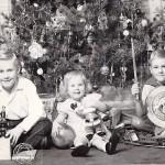 Christmas -  1955