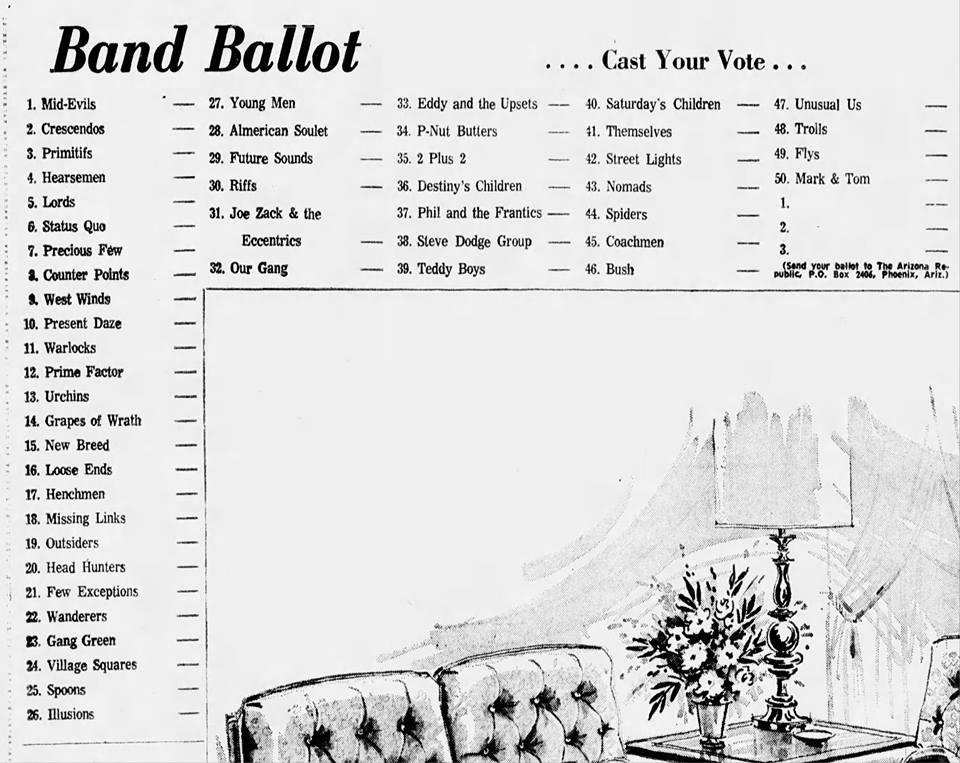 60 ballot