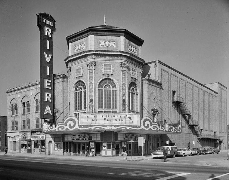 Grande Ballroom Or Grande Riviera Theater The Original