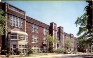 Jefferson High School Lafayette