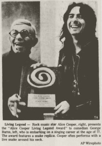 1973-03-01 Iowa Cherokee Daily Times [George Burns]