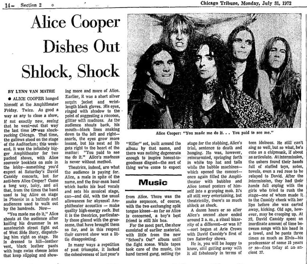 chi tribune july 31 1972 alice