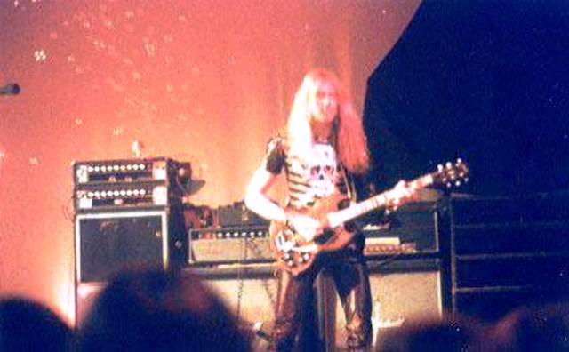 Glen S Guitars The Original Glen Buxton