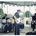 Bouchar, Dunaway and Smith band