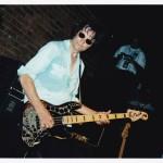 Dennis at night performance