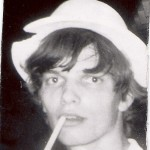 A young DENNIS DUNAWAY